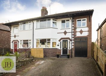 Thumbnail 4 bed semi-detached house for sale in Arlington Drive, Macclesfield