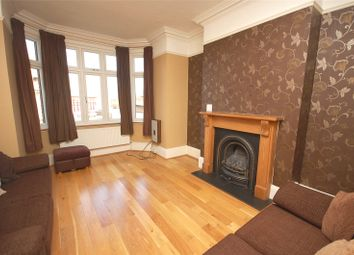 Thumbnail 3 bed terraced house to rent in Long Lane, Finchley, London