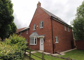 Thumbnail 3 bed property for sale in Privet Walk, Witham St Hughs, Lincoln