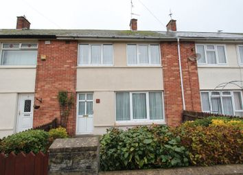 Thumbnail 3 bed terraced house for sale in Dylan Crescent, Barry
