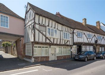 Thumbnail 3 bed semi-detached house for sale in Strand Street, Sandwich, Kent