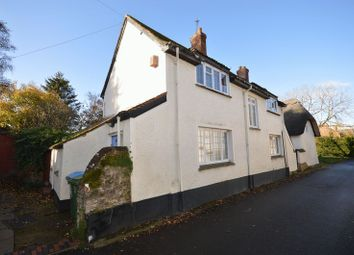 Thumbnail 3 bed detached house for sale in Gibson Lane, Haddenham, Aylesbury
