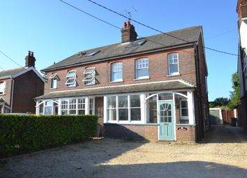 Thumbnail 4 bed semi-detached house for sale in Weedon Hill, Hyde Heath, Amersham