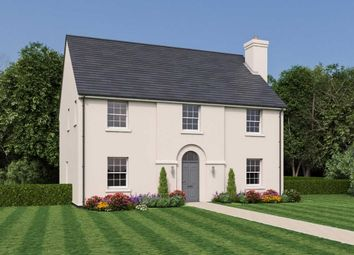 Thumbnail 4 bed detached house for sale in The Kilgetty, The Green, Llangenny Lane, Crockhowell