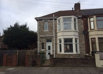 Thumbnail 3 bed terraced house to rent in Magdalen Road, Portsmouth
