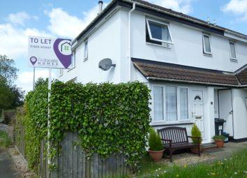 Thumbnail 1 bed semi-detached house to rent in Furze Cap, Kingsteignton, Newton Abbot