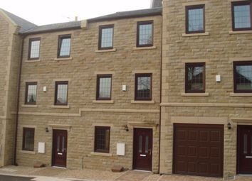 Thumbnail 3 bed town house to rent in Vicarage Mews, Beaufort Grove, Eccleshill, Bradford, West Yorkshire
