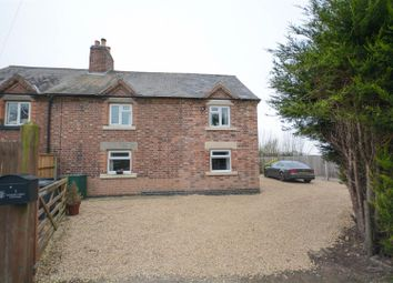 Thumbnail 3 bedroom cottage for sale in Melton Road, Hickling Pastures, Melton Mowbray