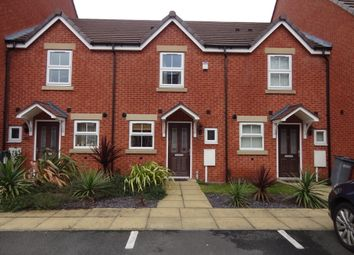 Thumbnail 2 bed terraced house to rent in Snitterfield Drive, Shirley, Solihull