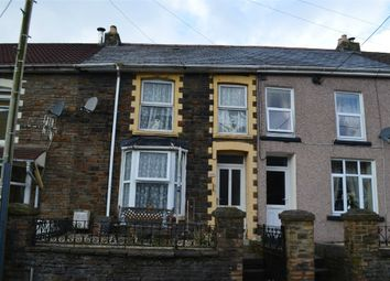 Thumbnail 3 bed terraced house for sale in Dunraven Place, Ogmore Vale, Bridgend, Mid Glamorgan