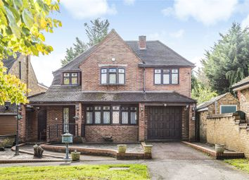 Thumbnail 5 bed detached house for sale in Woodstock Drive, Ickenham, Middlesex