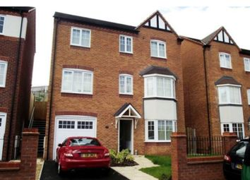 Thumbnail 4 bed town house to rent in Ley Hill Farm Road, Northfield, Birmingham