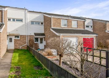 Thumbnail 3 bedroom terraced house for sale in Elizabeth Fry Close, Thetford