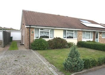 Thumbnail 2 bed bungalow to rent in Spenser Close, Warsash