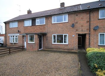 Thumbnail 3 bed terraced house for sale in Forest Road, Northallerton