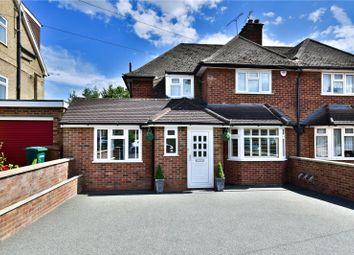 Tudor Way, Rickmansworth, Hertfordshire WD3. 3 bed semi-detached house