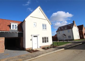 Thumbnail 3 bed link-detached house for sale in Heronsgate, Yarmouth Road, Blofield, Norwich, Norfolk