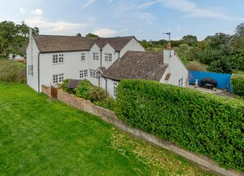 Thumbnail 3 bed cottage for sale in Gilmorton, Lutterworth, Leicestershire