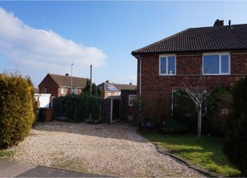 Thumbnail 3 bed end terrace house for sale in Frampton Way, Great Barr, Birmingham