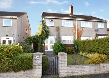 Thumbnail 3 bed semi-detached house for sale in Swanley Lane, Swanley, Kent