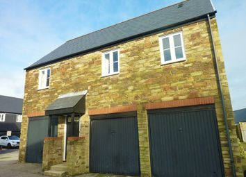 Thumbnail 2 bed detached house to rent in Netley Meadow, Bugle, St. Austell