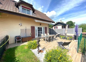 Thumbnail 4 bed link-detached house for sale in Grandevent, Switzerland
