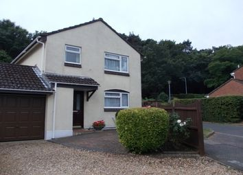 Thumbnail 3 bed detached house to rent in Harvester Way, Lymington