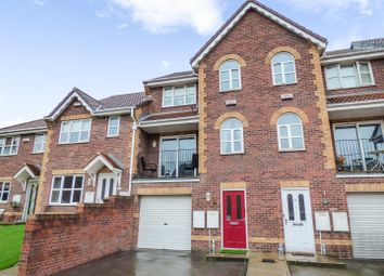 Thumbnail 4 bed town house for sale in Kensington Gardens, Castleford