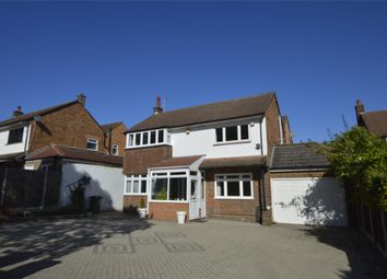Thumbnail 4 bed detached house to rent in Great Woodcote Park, Purley, Surrey