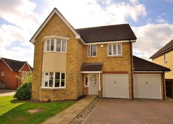 Thumbnail 4 bed detached house for sale in Freathy Lane, Kennington, Ashford