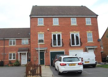 Thumbnail 3 bedroom semi-detached house for sale in Strathern Road, Leicester