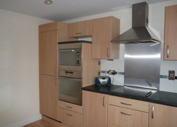 Thumbnail 2 bed flat to rent in Kentmere Drive, Lakeside, Doncaster