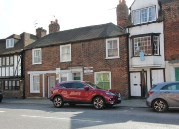 Thumbnail 4 bed terraced house to rent in St Dunstans Street, Canterbury