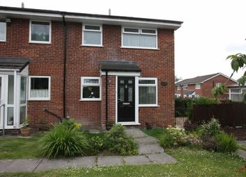 Thumbnail 1 bed terraced house for sale in Surrey Close, Little Lever, Bolton