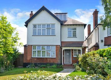 Thumbnail 6 bed detached house for sale in Villiers Avenue, Surbiton