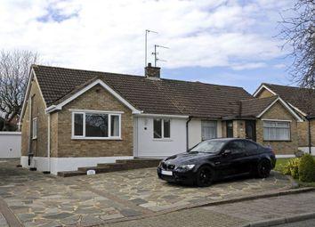 Thumbnail 2 bedroom semi-detached bungalow to rent in Hilborough Way, Farnborough, Orpington