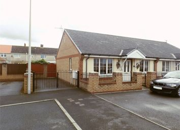 Thumbnail 2 bed semi-detached bungalow for sale in Golwg Y Mor, Aberavon, Port Talbot, West Glamorgan
