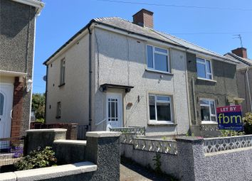 3 bed semi-detached house to rent in Precelly Place, Milford Haven, Pembrokeshire SA73
