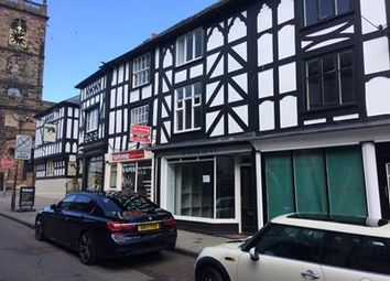 Thumbnail Retail premises for sale in 43 High Street, Whitchurch, Shropshire