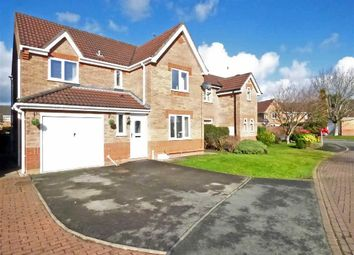 Thumbnail 4 bed detached house for sale in Maidwell Close, Winsford, Cheshire