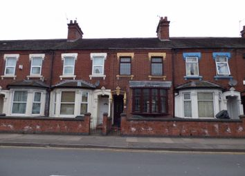 Thumbnail 3 bedroom terraced house to rent in Campbell Road, Stoke