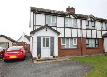 Thumbnail 3 bed semi-detached house for sale in Broadlands Gardens, Carrickfergus