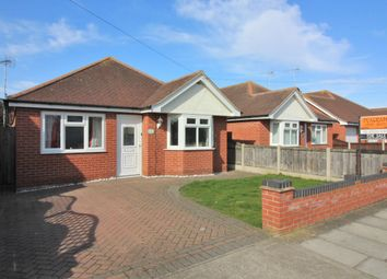 Thumbnail 3 bed detached bungalow for sale in Salisbury Road, Holland On Sea, Clacton On Sea