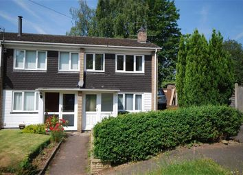 Thumbnail 2 bed end terrace house for sale in Knights Court, Worcester, Herefordshire