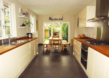 Thumbnail 3 bed terraced house for sale in Theobald Road, Canton, Cardiff