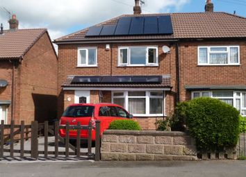 Thumbnail 3 bed semi-detached house for sale in Princess Avenue, Leek, Staffs