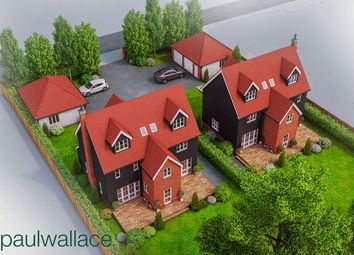 Thumbnail 6 bed detached house for sale in Sedge Green, Nazeing, Waltham Abbey