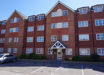Thumbnail 2 bed flat for sale in 190 Hall Lane, Manchester