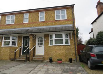 Thumbnail 2 bed semi-detached house to rent in Caledon Road, Wallington
