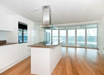 Thumbnail 2 bed flat to rent in Crossharbour Plaza, London